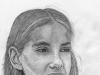 Ritratto di Marinella adolescente
