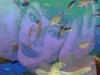 Sogno n.13 paessaggio sottomarino