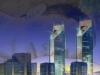 Sogno n.5 grattacieli